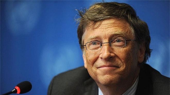 Tai san rong cua Bill Gates dat moc 90 ty USD hinh anh