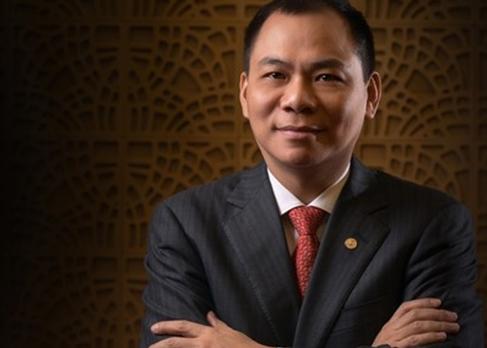 Ong Pham Nhat Vuong van la ty phu USD duy nhat cua Viet Nam hinh anh