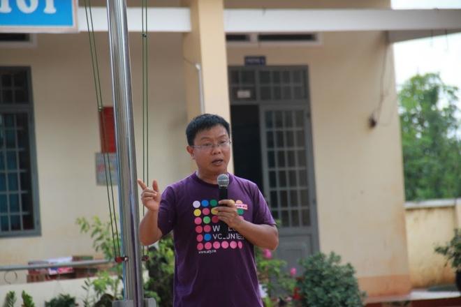 TS Nguyen Thanh Nhan: Nguoi lon kheo leo, tre se nhan ra loi lam hinh anh 1