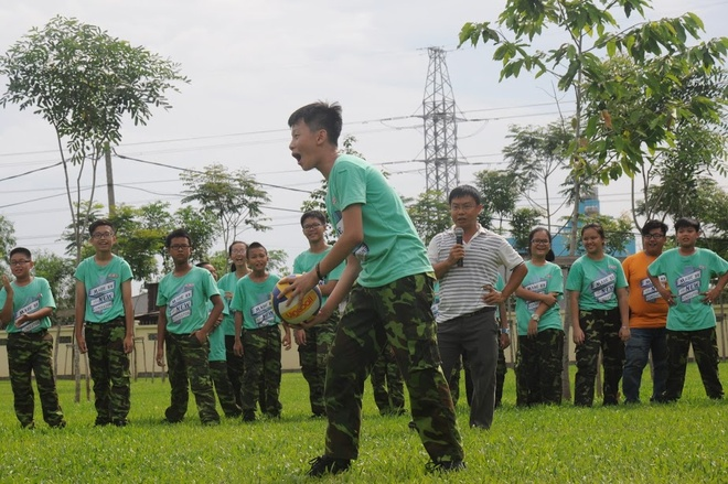 TS Nguyen Thanh Nhan: Nguoi lon kheo leo, tre se nhan ra loi lam hinh anh 2