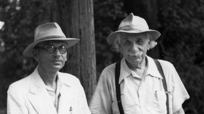 Kurt Godel - nha bac hoc vi dai sanh ngang voi Albert Einstein hinh anh