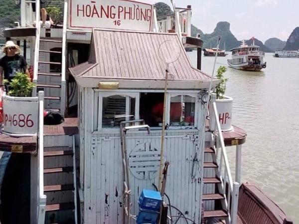 Xu phat chu tau Hoang Phuong 16 va dai ly ban tour bat nhao cho khach hinh anh