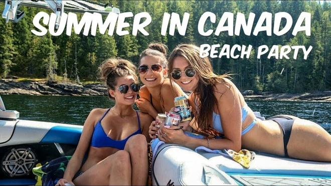 Canada - 'Thien duong du lich ha gioi' khi buoc vao mua he hinh anh