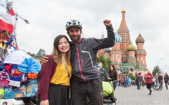 Den Nga xem World Cup 2018, khong can visa neu da co Fan ID hinh anh