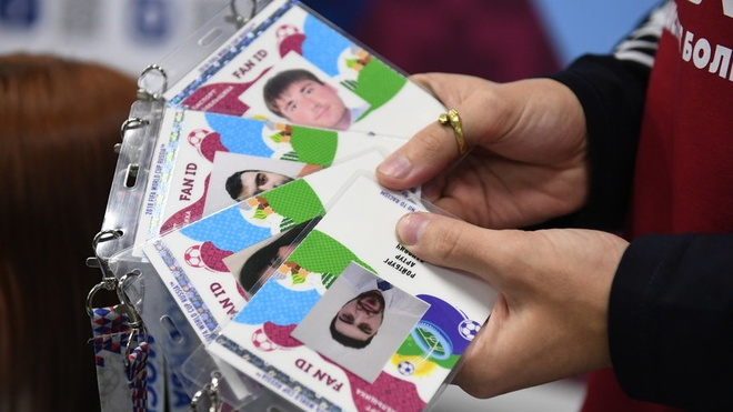 Den Nga xem World Cup 2018, khong can visa neu da co Fan ID hinh anh 1
