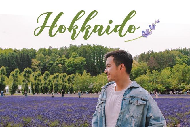 #MyTour: Chim dam trong ngay he uom tim oai huong o Hokkaido hinh anh