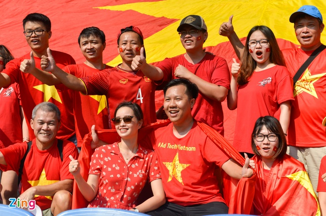 Hang tram co dong vien sang Indonesia co vu Olympic Viet Nam hinh anh 3