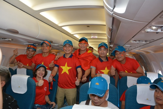Hang tram co dong vien sang Indonesia co vu Olympic Viet Nam hinh anh 1