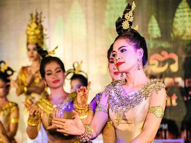 Viet Nam dung vi tri thu hai ve luong du khach den Campuchia hinh anh