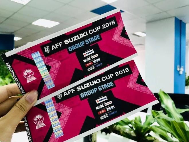 Lam the nao de mua ve xem AFF Cup 2018 o Thai Lan? hinh anh