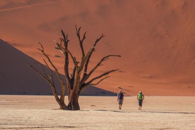 Namibia - den tham thung lung chet, thanh pho ma va dieu khong tuong hinh anh