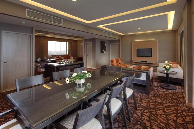 Bên trong khách sạn 5 sao đội tuyển Việt Nam ở tại Kuala Lumpur