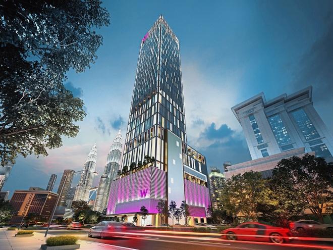 Chiem nguong nhung khach san hang sang o Kuala Lumpur hinh anh