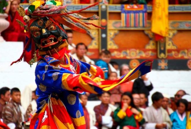 Tet cua nguoi Bhutan dien ra trong bao nhieu ngay? hinh anh