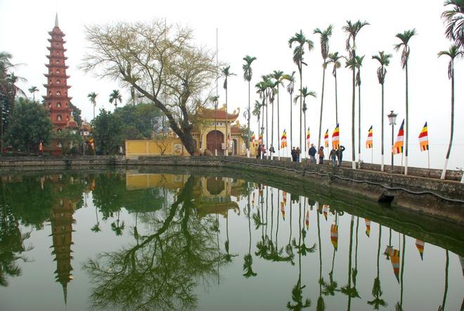 Ho Tay tho mong trong long Ha Noi hinh anh 2