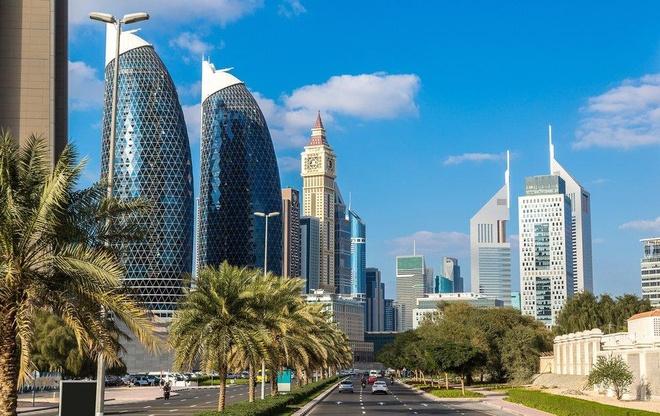 Thanh pho nao o UAE khong co khi thai? hinh anh 1