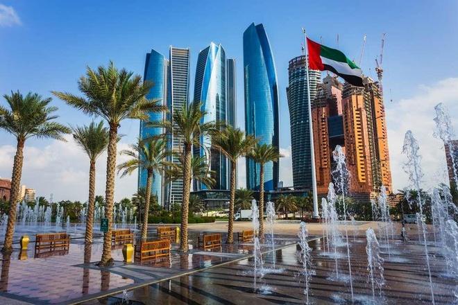 Thanh pho nao o UAE khong co khi thai? hinh anh 6