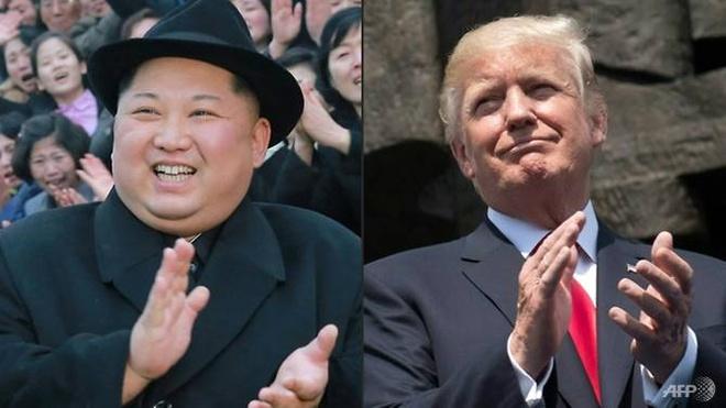 Kim doa huy gap Trump: Buoc di tinh toan hay su chun buoc? hinh anh
