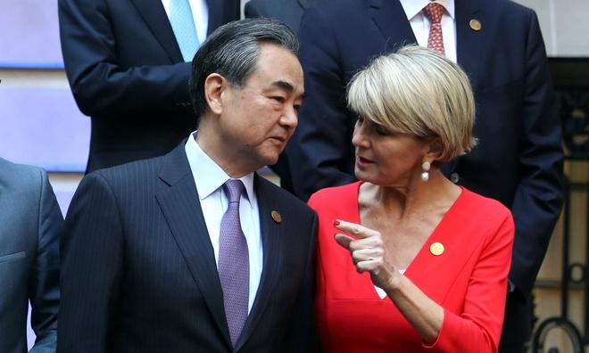 Ngoai truong Australia phan doi hoat dong cua TQ tren Bien Dong hinh anh 1