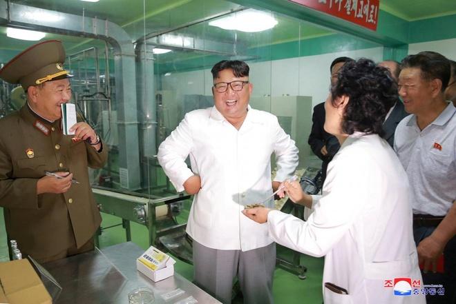 Kim Jong Un: Che do an trong quan doi Trieu Tien can duoc cai thien hinh anh 1