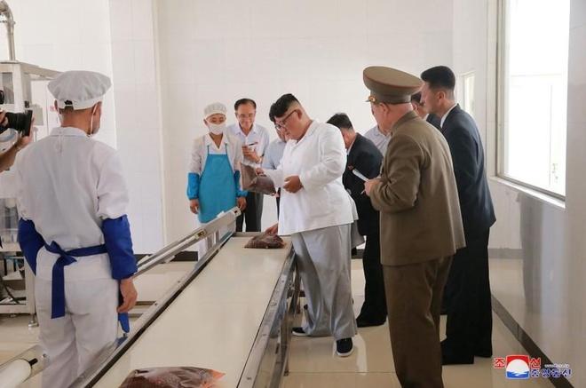 Kim Jong Un: Che do an trong quan doi Trieu Tien can duoc cai thien hinh anh 2
