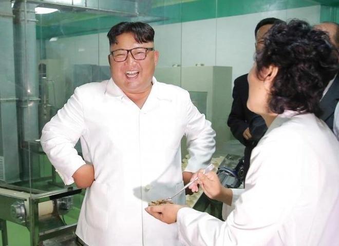 Kim Jong Un: Che do an trong quan doi Trieu Tien can duoc cai thien hinh anh
