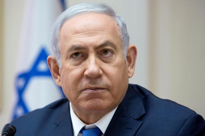 Israel de doa tra dua quan su neu Iran phong toa eo bien quan trong hinh anh