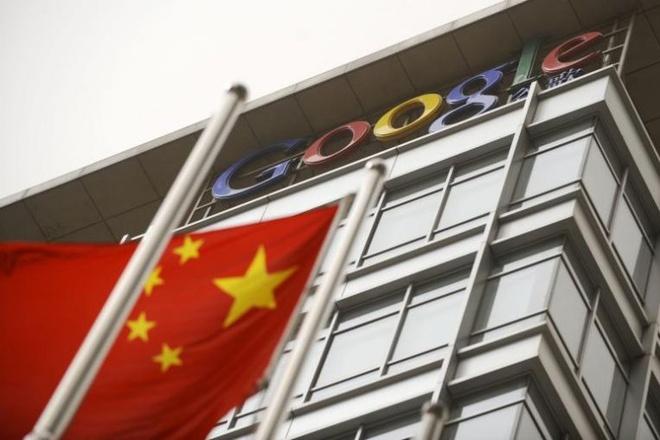 The he truong thanh khong Google, Facebook o Trung Quoc hinh anh