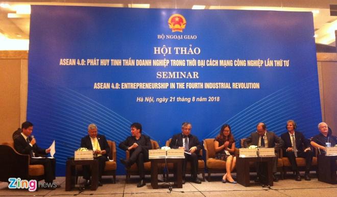ASEAN can bang nhan luc va tri tue nhan tao trong Cach mang 4.0 hinh anh 2