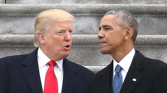 Obama vs Trump: Cuoc doi dau duoc cho doi truoc them bau cu giua ky My hinh anh