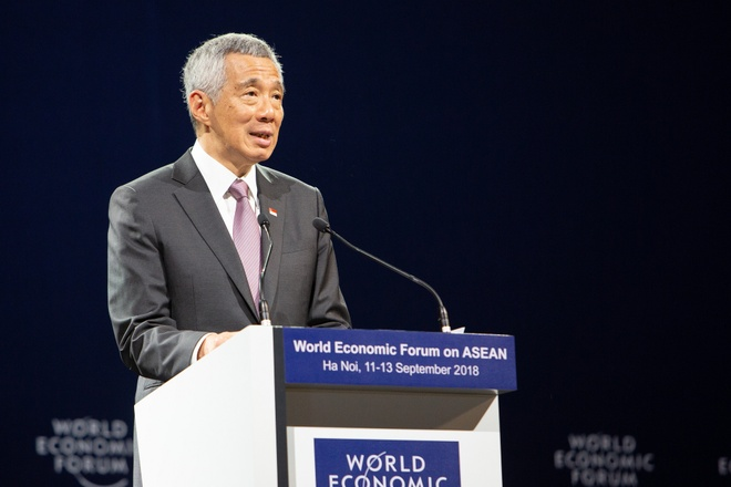 WEF ASEAN 2018 anh 1
