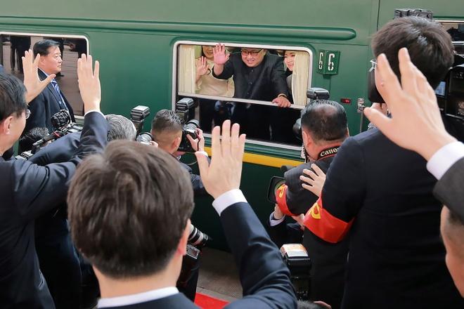 Ban biet gi ve nha lanh dao Trieu Tien Kim Jong Un? hinh anh 5