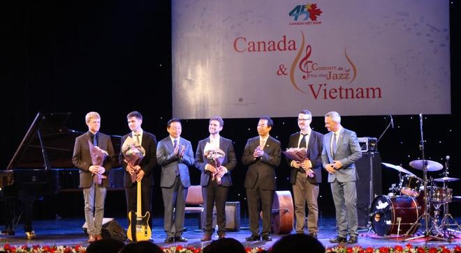 'Nhung chu ong' mang nhac jazz Canada toi Viet Nam hinh anh 2