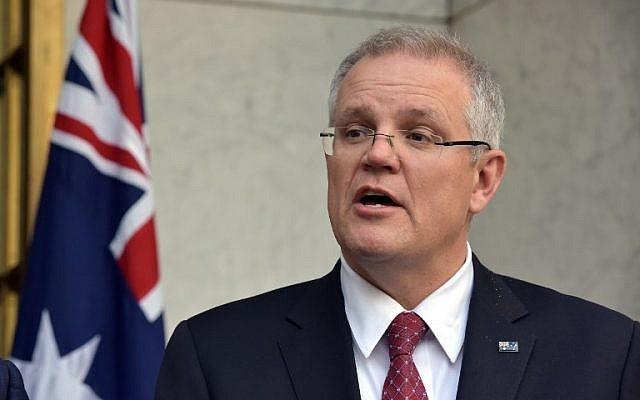 Australia can nhac doi Dai su quan tai Israel toi Jerusalem hinh anh