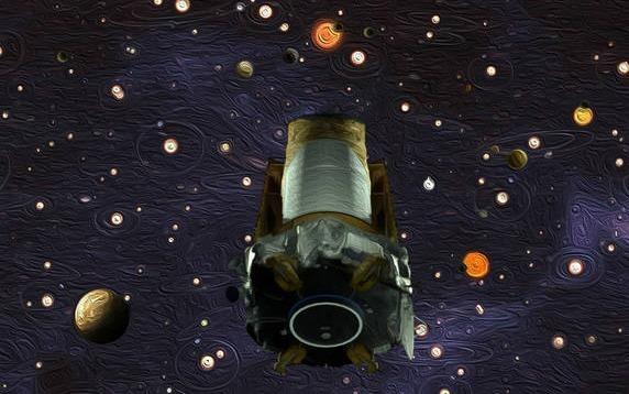 Kinh vien vong Kepler 've huu' sau 9 nam san hon 2.600 hanh tinh hinh anh