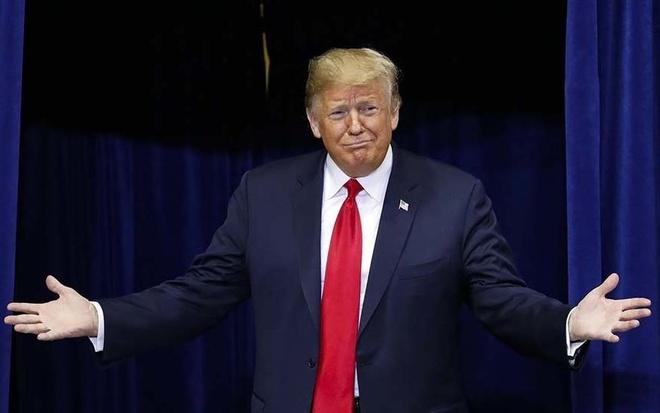 Sau bau cu giua ky, TT Trump doc toan luc cho chien dich 2020 hinh anh