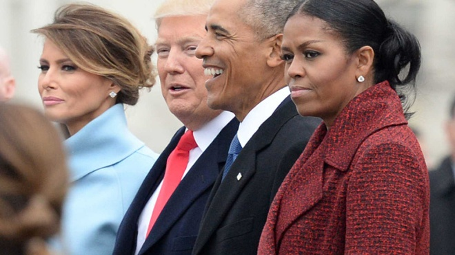 Cuu De nhat phu nhan Obama: 'Toi khong bao gio tha thu cho ong Trump' hinh anh 2