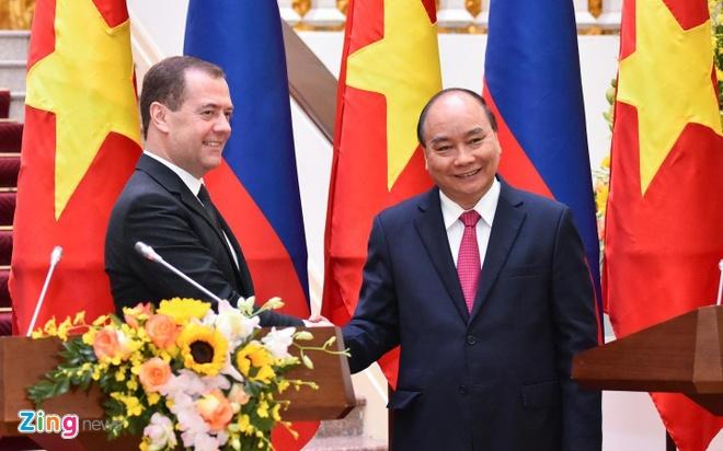 Viet - Nga phan dau nang kim ngach thuong mai len 10 ty USD vao 2020 hinh anh