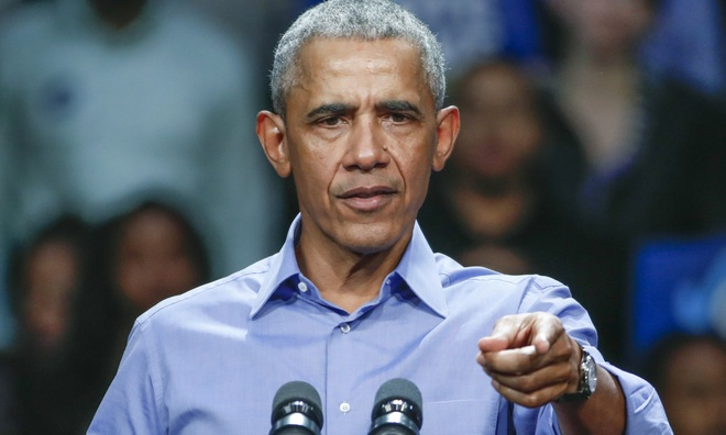 Obama chi trich TT Trump gay gat ve nhung rac roi phap ly hinh anh