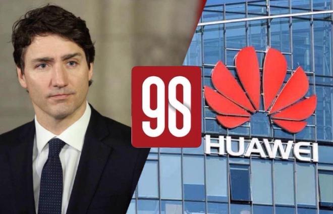 90S: 'Cong chua Huawei' tai ngoai, Canada van ket giua My - Trung hinh anh