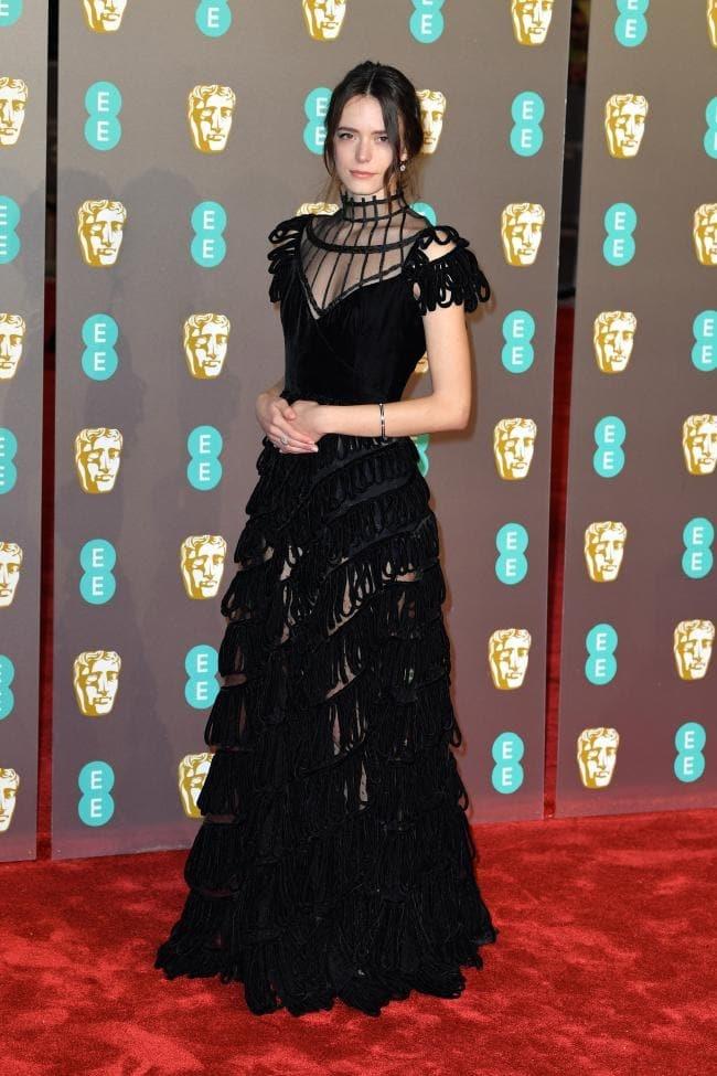 Dan giai nhan xuat hien long lay tai tham do BAFTA 2019 hinh anh 3