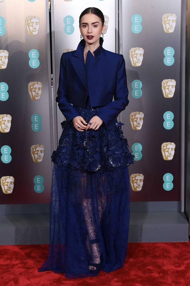 Dan giai nhan xuat hien long lay tai tham do BAFTA 2019 hinh anh 2