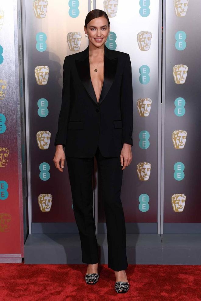 Dan giai nhan xuat hien long lay tai tham do BAFTA 2019 hinh anh 10