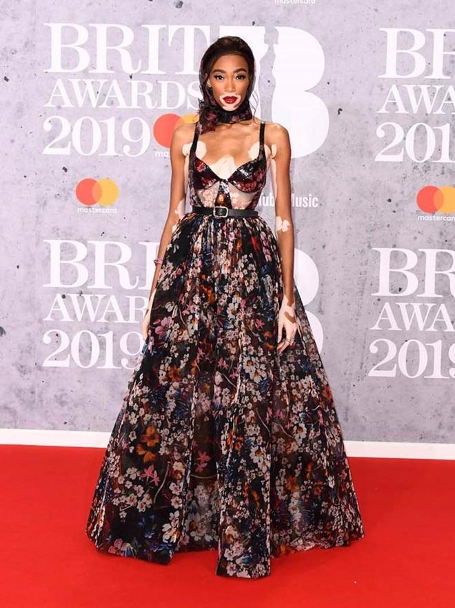 Dan sao hang dau Anh quoc quy tu tai le trao giai Brit Awards 2019 hinh anh 5