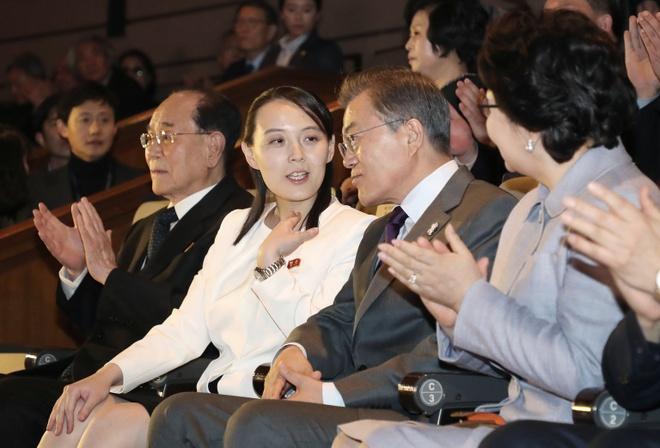 Net duyen tham va phong cach thoi trang gian di cua em gai Kim Jong Un hinh anh 7
