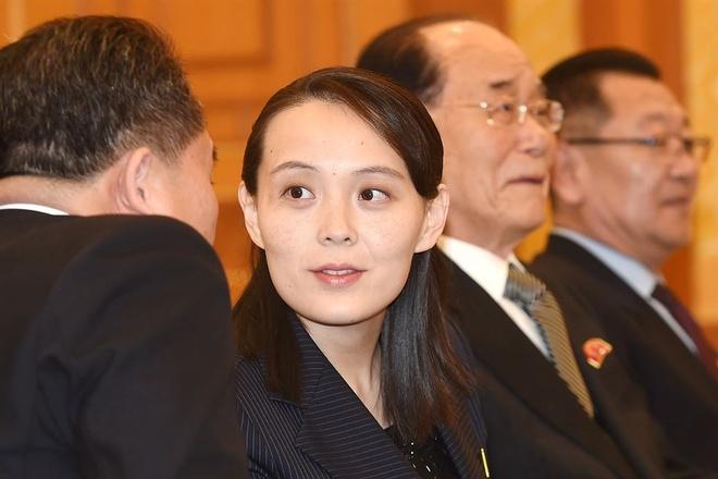 Net duyen tham va phong cach thoi trang gian di cua em gai Kim Jong Un hinh anh 5