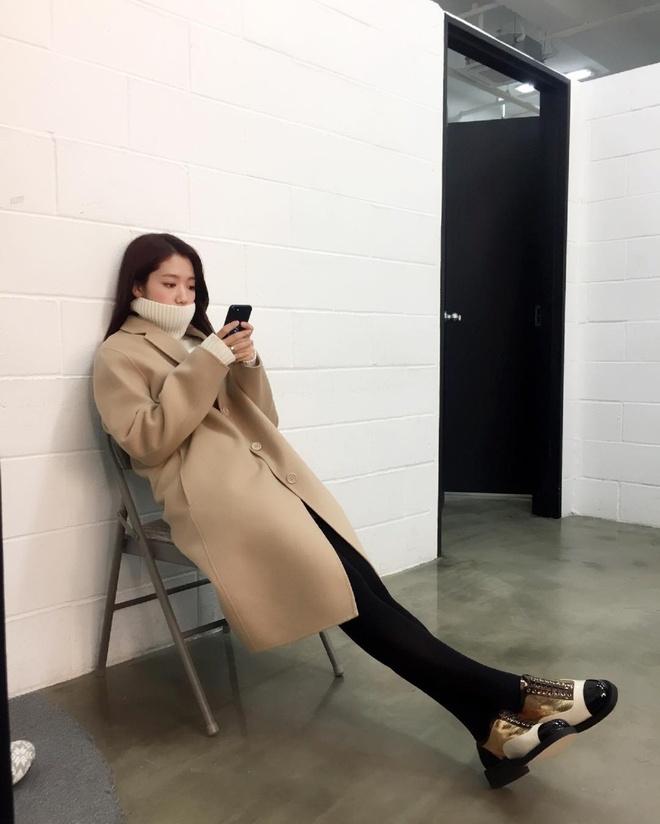 Park Shin Hye - tu mot co gai kem noi bat den ngoc nu thoi trang hinh anh 14