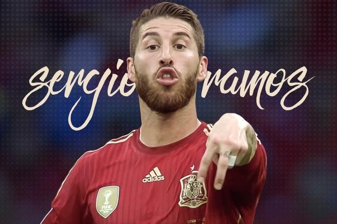 Sergio Ramos va 'cai ac' can thiet cua Tay Ban Nha hinh anh