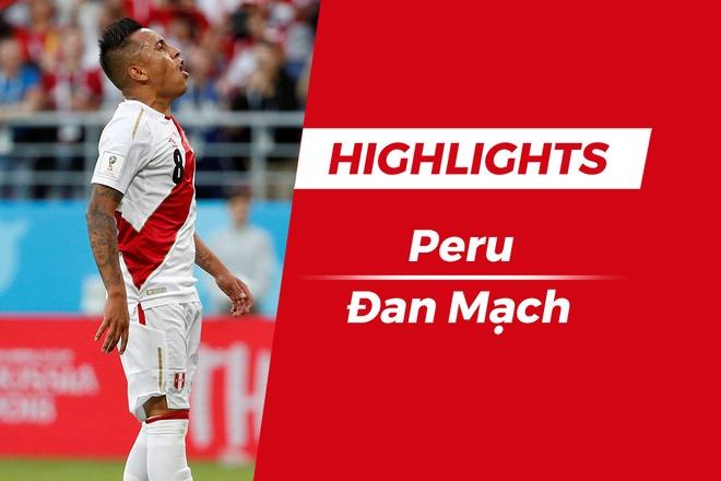 Highlights Peru - Dan Mach: Phat den oan nghiet hinh anh