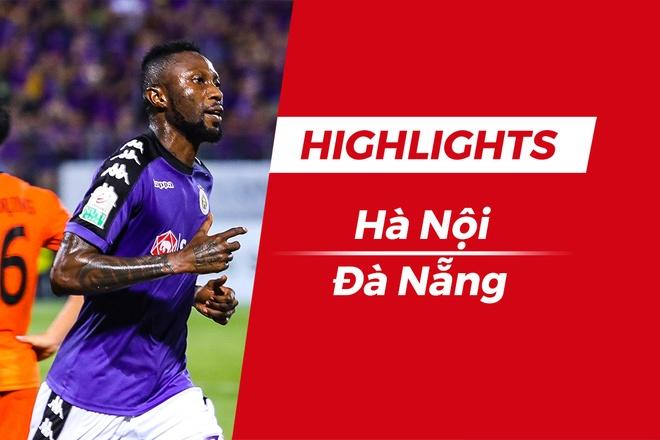 Highlights CLB Ha Noi vs CLB Da Nang: Quang Hai lap cong hinh anh